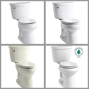 Best kohler cimarron toilets reviews