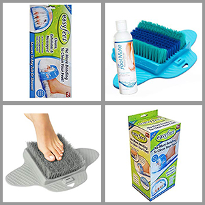Best Shower Foot Scrubber