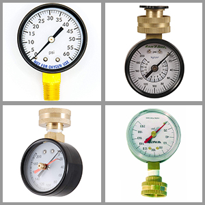 Best Water Pressure Gauge